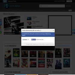 Film streaming films en streaming