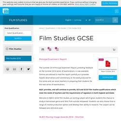Film Studies GCSE