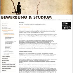 Baden-Württemberg GmbH: Animation