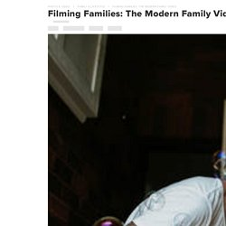 Filming Families: The Modern Family Video with Courtney Holmes
