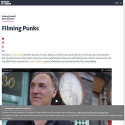 Filming Punks