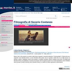Filmografia Saverio Costanzo