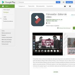 FilmoraGo - Editor de vídeo – Apps no Google Play