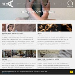 Films en compétition - Fifma