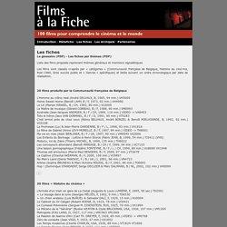 Films à la Fiche