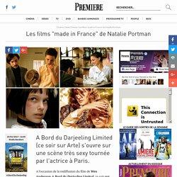 """Les films """"made in France"""" de Natalie Portman"""
