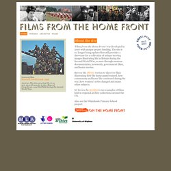 Films from the Home Front
