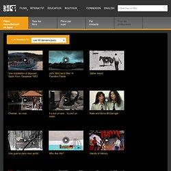 Films nouvellement en ligne