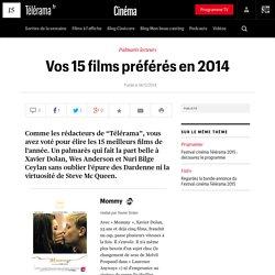 Vos 15 films préférés en 2014