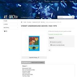 UBU films - Sydney Undergroud Movies 1965-1970