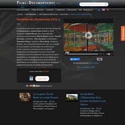 """Documentaire """"Daniel Buren, Monumenta 2012"""" - FilmsDocumentaires.com"""
