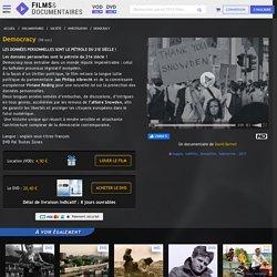"Documentaire ""Democracy"" - FilmsDocumentaires.com"