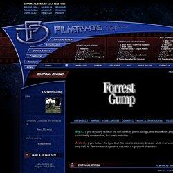 Filmtracks: Forrest Gump (Alan Silvestri)