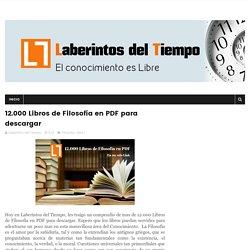 10.000 Libros de Filosofía en PDF para descargar