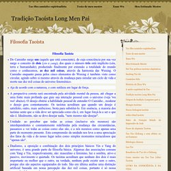 Filosofia Taoísta