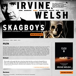 Irvine Welsh Official Website