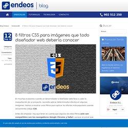 8 filtros CSS para imágenes que todo diseñador web debería conocer - Blog Endeos