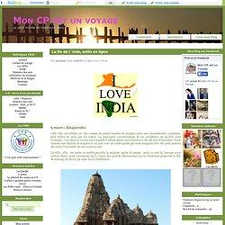 La fin de l`inde, enfin en ligne - Mon CP est un voyage