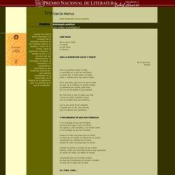 Fina García Marruz: Poesía