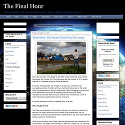 The Final Hour: Financial Collapse