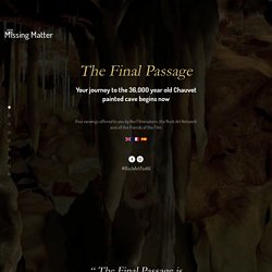 The Final Passage (Watch) — Missing Matter