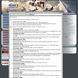 FinalFantasy.de - Final Fantasy VII - Secrets - Feindeskönnen