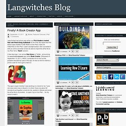 Langwitches blog