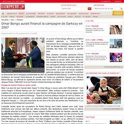 Omar Bongo aurait financé la campagne de Sarkozy en 2007 - Politique
