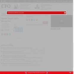 CFO.com - News and Insight for Financial Executives
