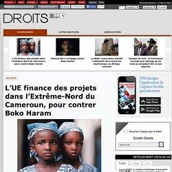 L'UE finance des projets dans l'Extrême-Nord du Cameroun, pour contrer Boko Haram