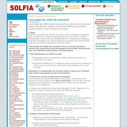 Solfia, Les solutions de financement pour les associations