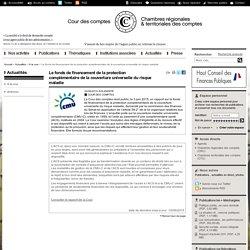 Le fonds de financement de la protection complémentaire de la couverture universelle du risque maladie / A la une / Actualités