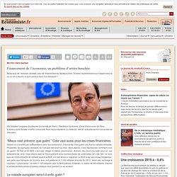Couppey-Soubeyran - BCE : Financement de l'économie, un problème d'artère bouchée