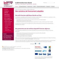 Financement des SCOP