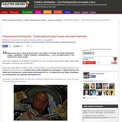 Financement d'entreprise : 2 outils gratuits pour trouver une aide financière