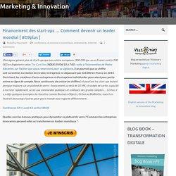 Financement des Start-ups en France : le plafond de verre