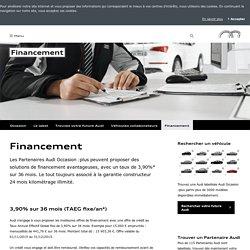 Financement > Occasion