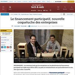 Le financement participatif, nouvelle coqueluche des entreprises
