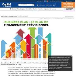 Business Plan : le plan de financement prévisionnel