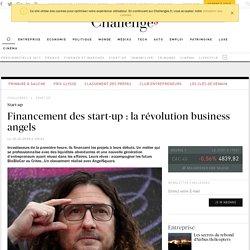 Financement des start-up : la révolution business angels