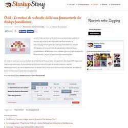 Outil : Le moteur de recherche dédié aux financements des startups franciliennes