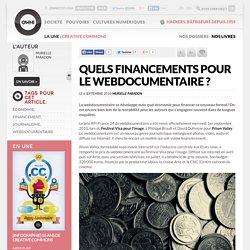 Quels financements pour le webdocumentaire ?