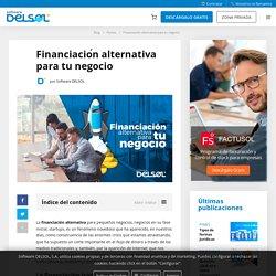 ▷ Financiación alternativa para tu negocio
