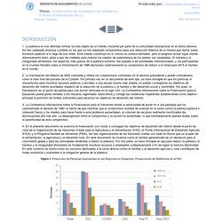 LA REDUCCIÓN DE LA POBREZA Y EL HAMBRE: LA FUNCIÓN FUNDAMENTAL DE LA FINANCIACIÓN DE LA ALIMENTACIÓN, LA AGRICULTURA Y EL DESARROLLO RURAL