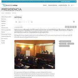Una nueva Ronda de Financiación de la red Málaga Business Angels presenta cuatro innovadores proyectos - Presidencia