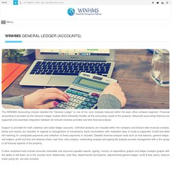 WINHMS - Financial Accounting Software