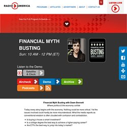 Financial Myth Busting
