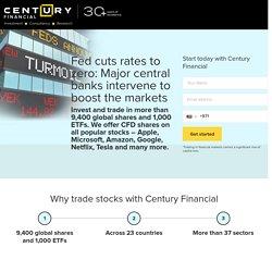 Trade Stocks - Global Stock Market Volatility - Century Financial