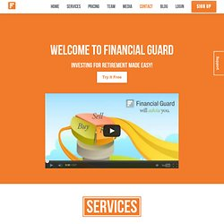 Financial Guard - Professional Advice Online for All Your Investments