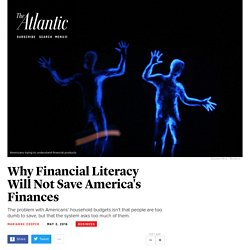 Financial Literacy: What's the Point?